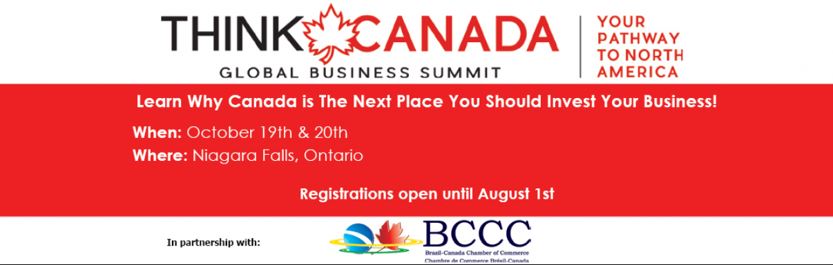 Think Canada - Global Business Summit