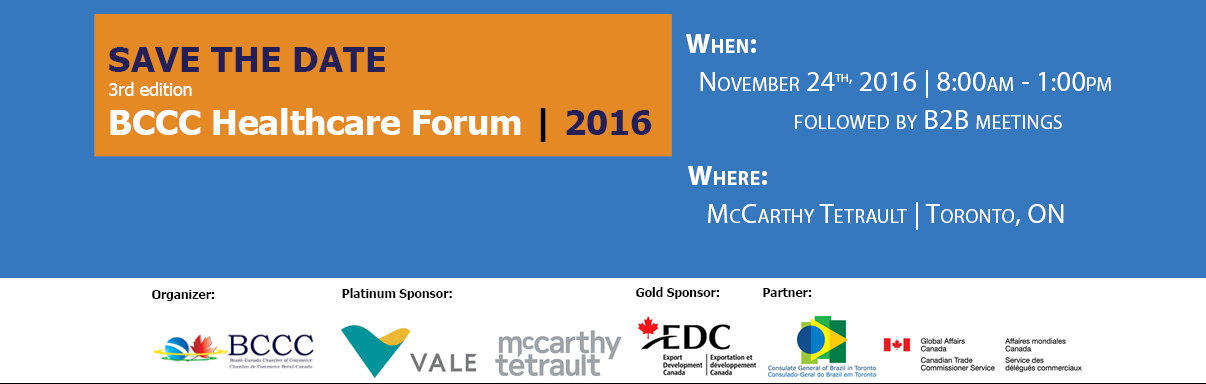 BCCC Healthcare Forum - 3rd edition