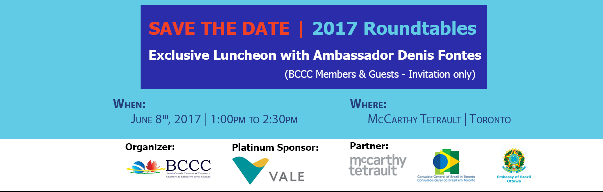 BCCC Exclusive Luncheon with Ambassador Denis Fontes