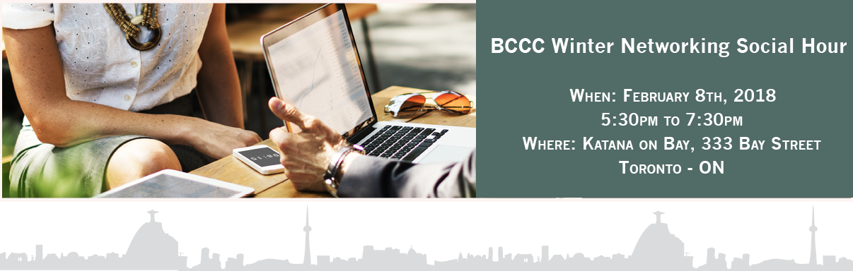BCCC Winter Networking Social Hour