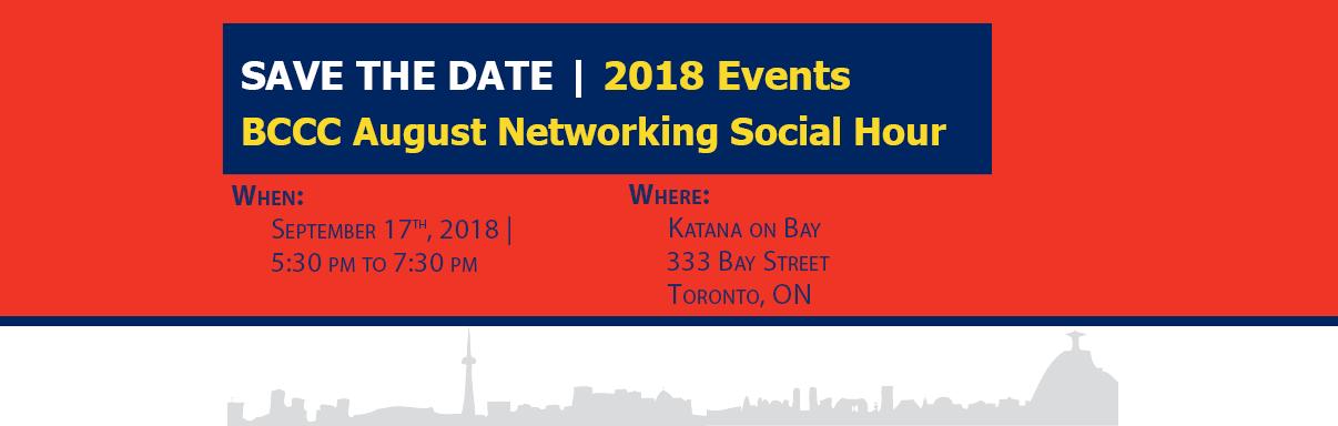 BCCC September Networking Social Hour