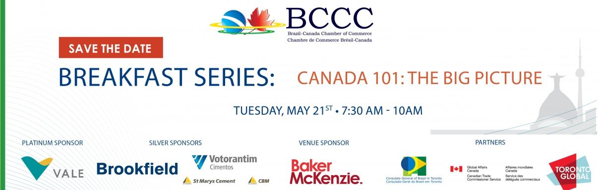 BCCC Breakfast Series | Canada 101: The Big Picture