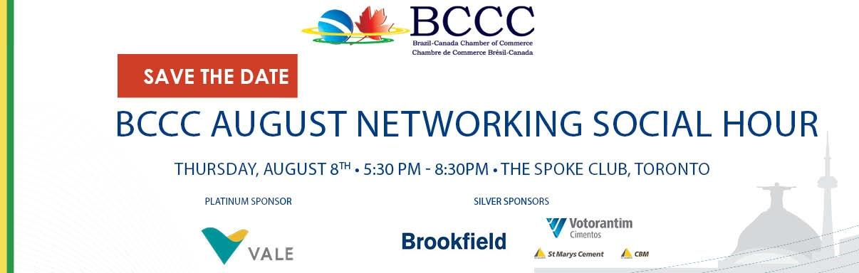BCCC August Networking Social Hour 2019