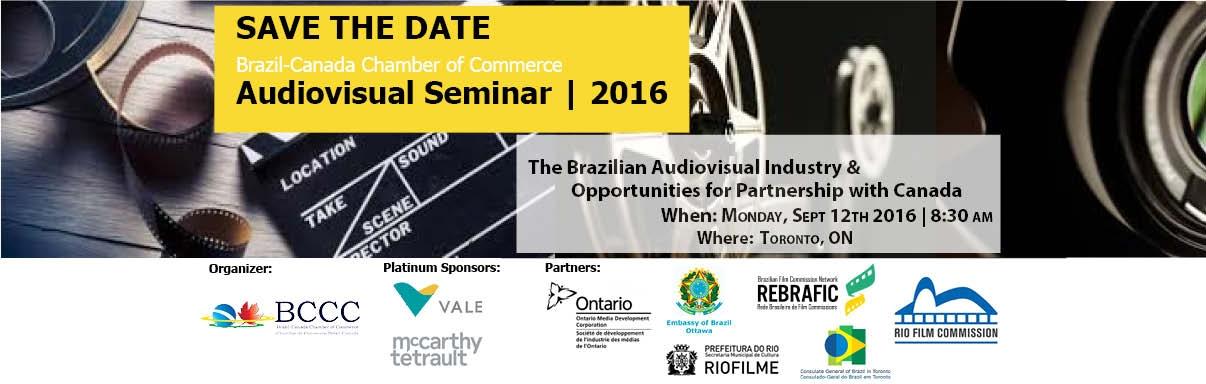 1st Brazil-Canada Audiovisual Seminar