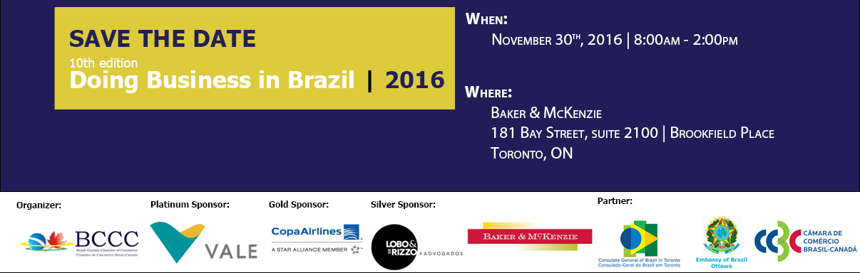 Doing Business in Brazil 2016 - 10th edition