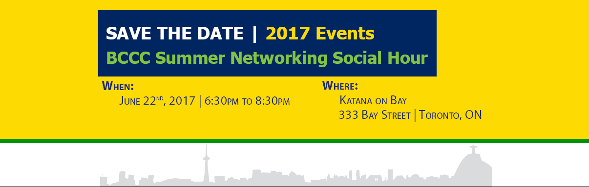 BCCC Summer Networking Social Hour 2017