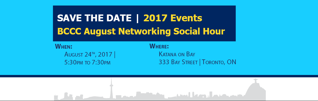 BCCC August Networking Social Hour 2017