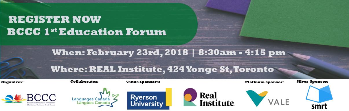 BCCC 1st Education Forum