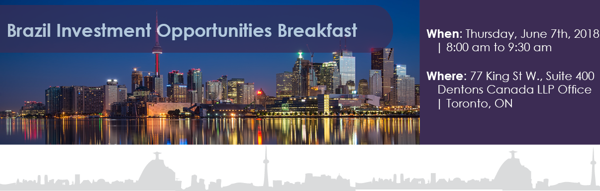 Breakfast Series: Brazil Investment Opportunities