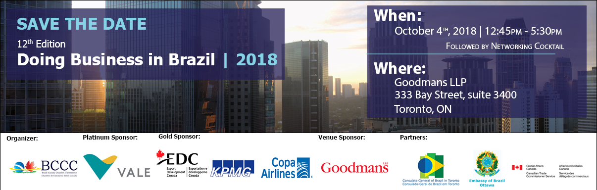 Doing Business in Brazil 2018 - 12th Edition