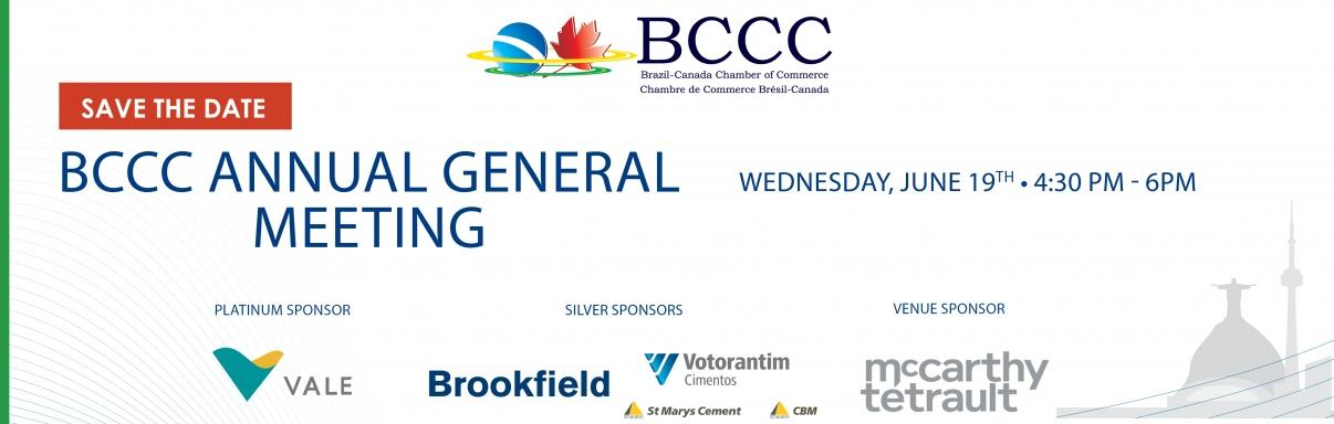 BCCC Annual General Meeting 2019