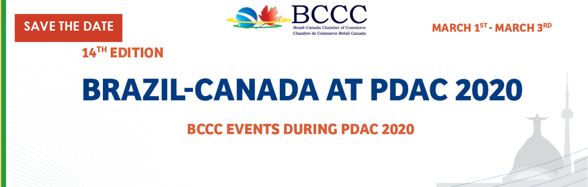 Brazil Canada at PDAC 2020