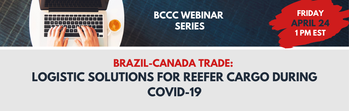 BCCC Webinar Series: Logistic Solutions for Reefer Cargo During Covid-19