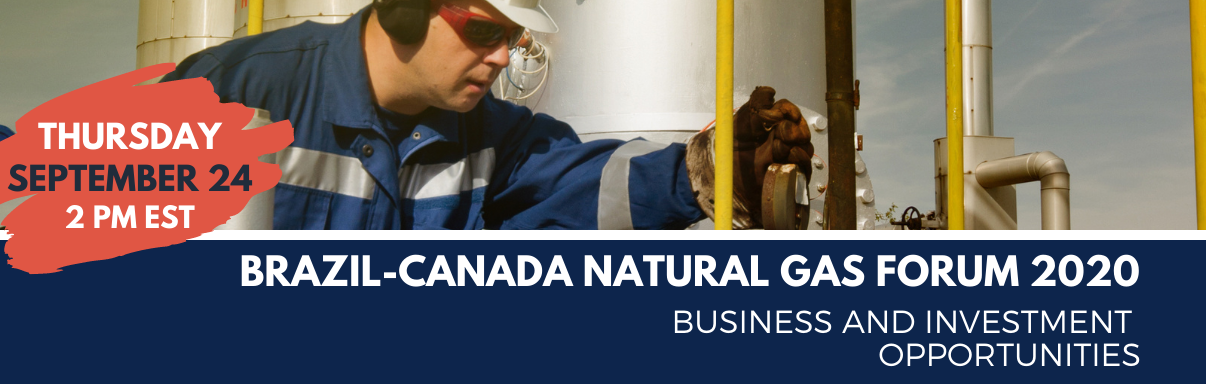 Brazil-Canada Natural Gas Forum 2020 - Business and Investment Opportunities