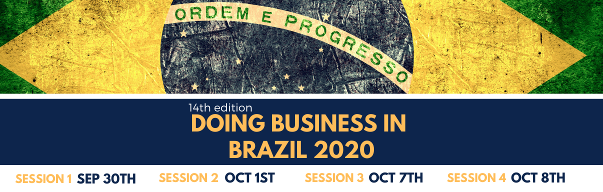Doing Business in Brazil 2020 - 14th Edition